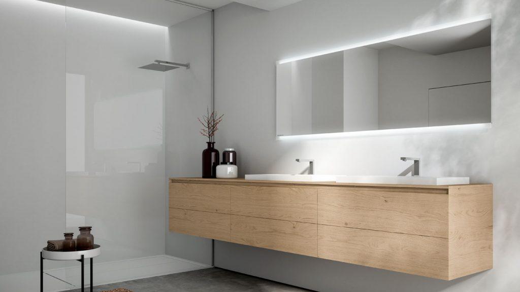 Cubik : des meubles de salle de bains modernes - Ideagroup