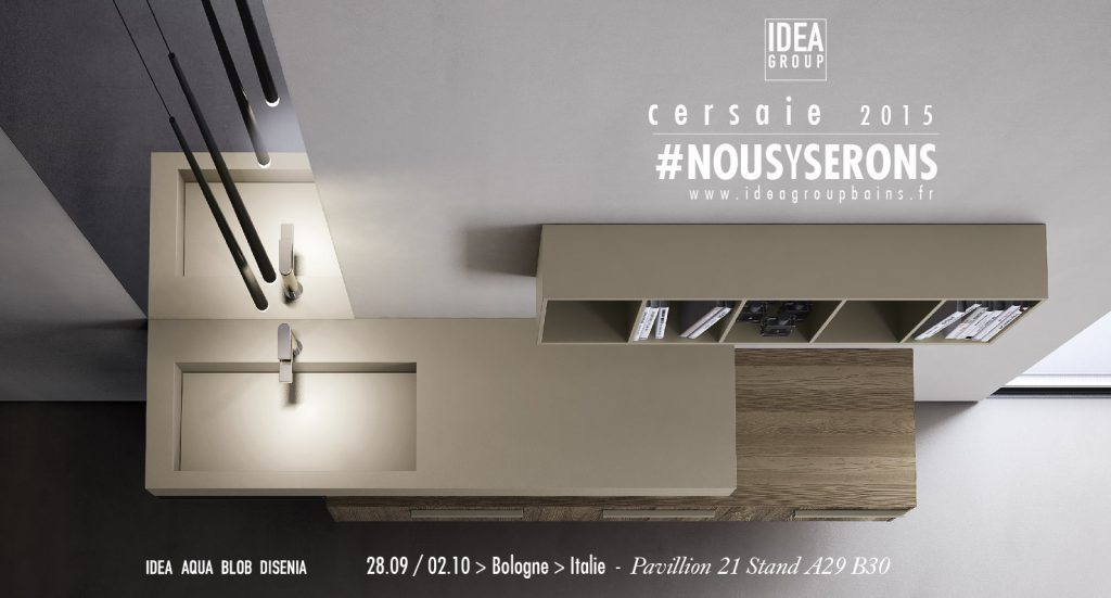 Ideagroup au Salon Cersaie 2015
