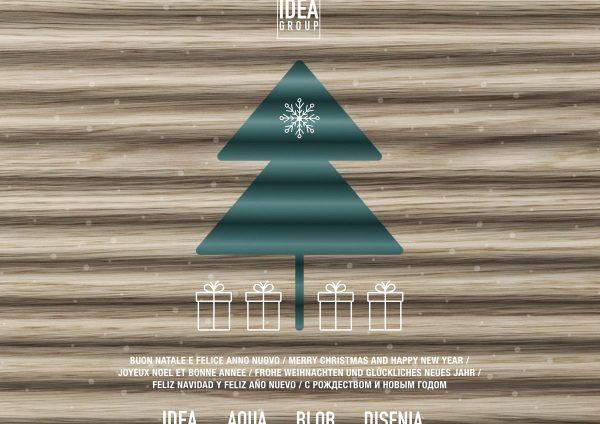 Buon Natale e Felice Anno Nuovo da Ideagroup - Natale 2017