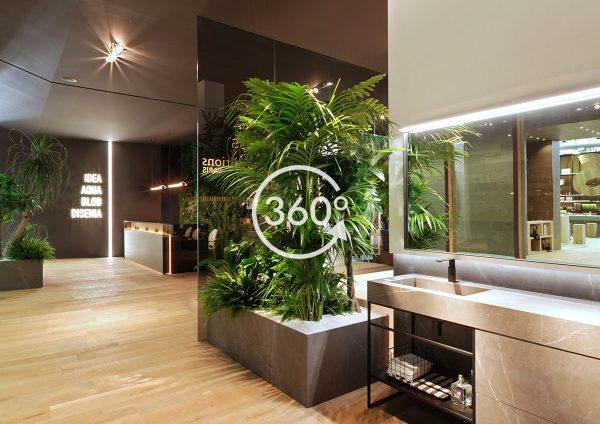 Cersaie 2018 – Visite virtuelle à 360°!