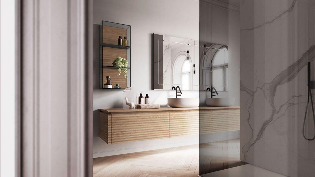 meubles et accessoires de bains ideagroup. Black Bedroom Furniture Sets. Home Design Ideas