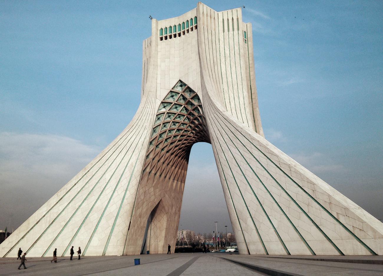 Notre Made in Italy débarque en Iran