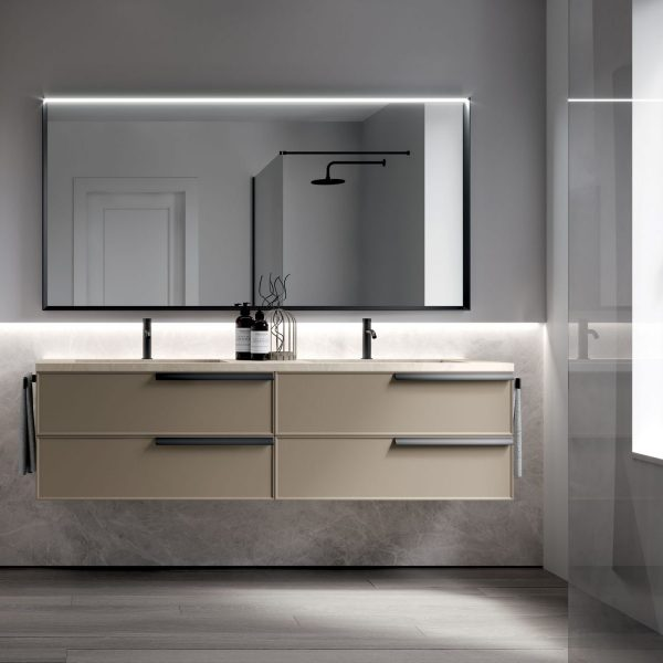 Meubles de salle de bains modernes